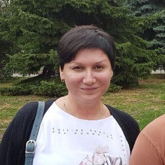 Людмила Старосельцева