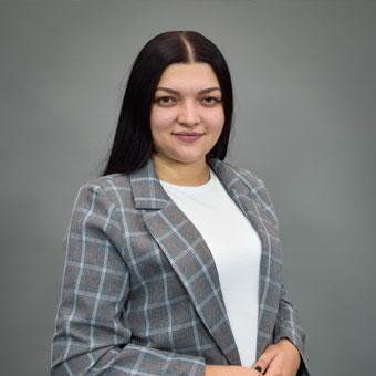 Кристина Броженко
